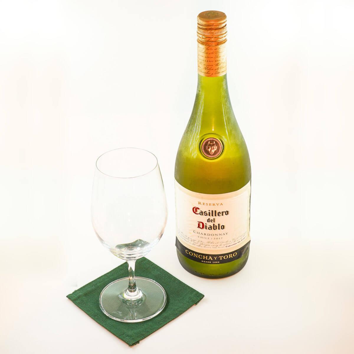 悪魔の蔵のワイン 白